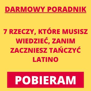 Mały Baner Latino dla Kobiet Kraków