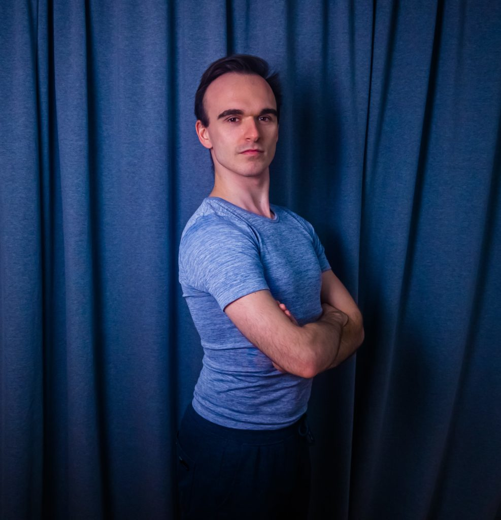 Paweł Mertuszka - Portret